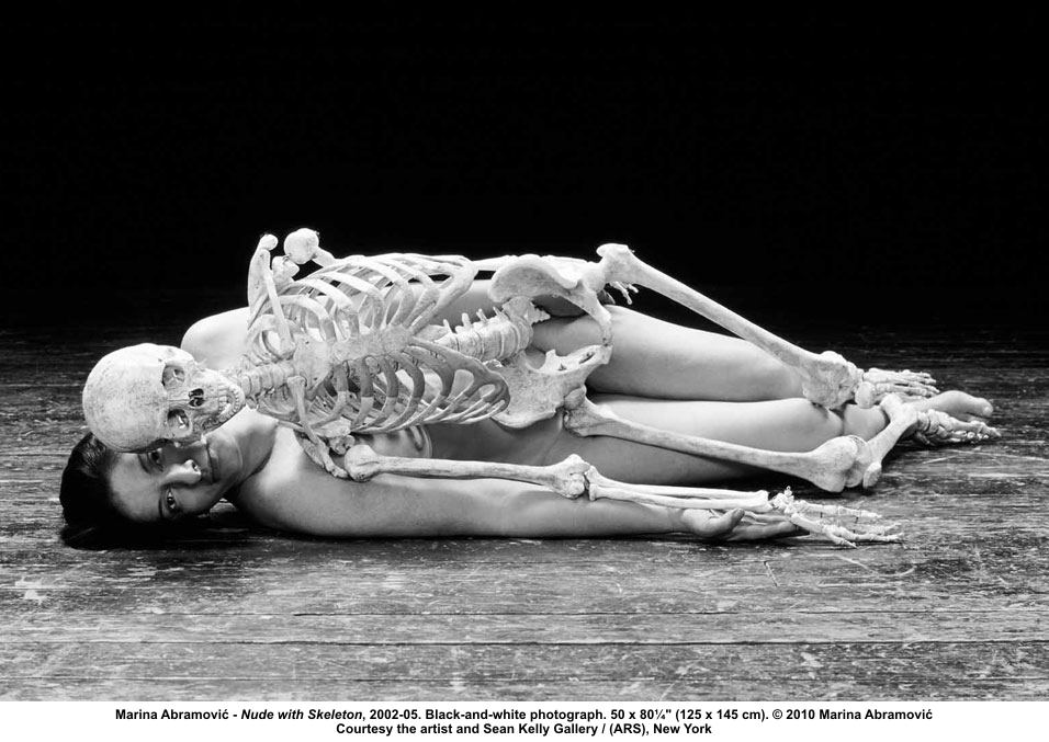 Marina-Abramovic-Nude-with-Skeleton